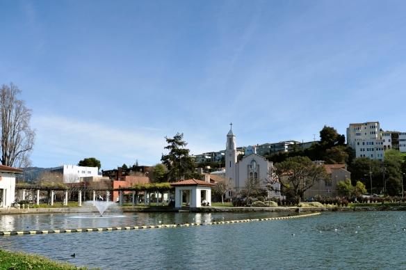 Lake Merritt, Oakland, CA