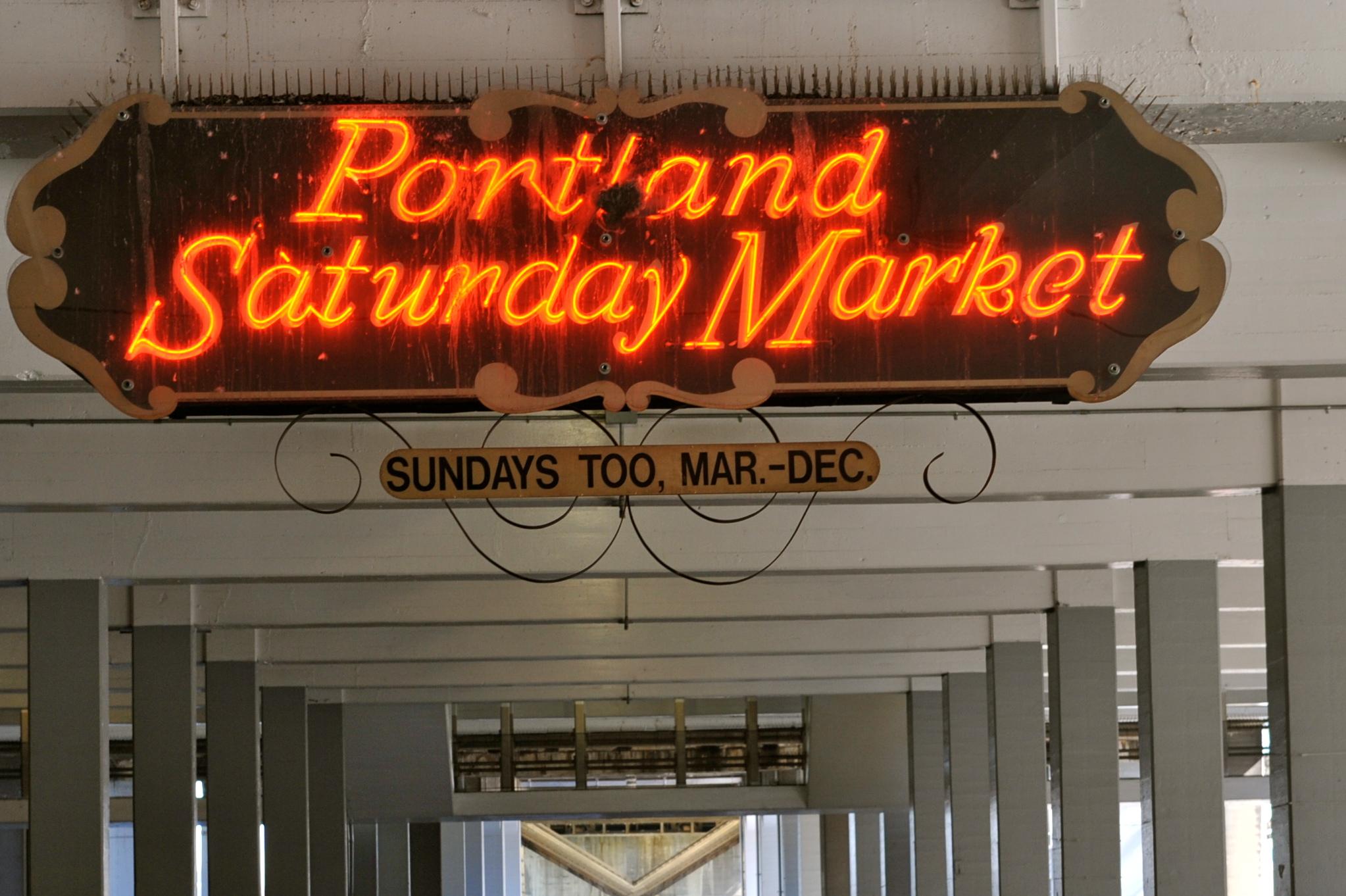 Saturday Market Food Vendors