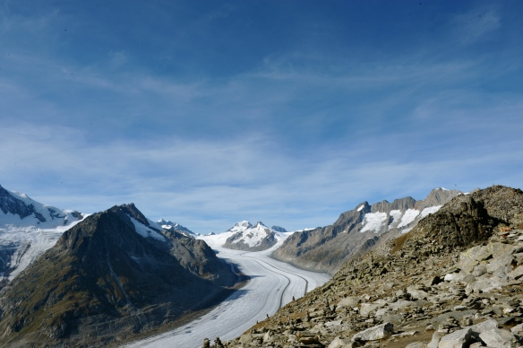 Aletsch Glacier, Switzerland