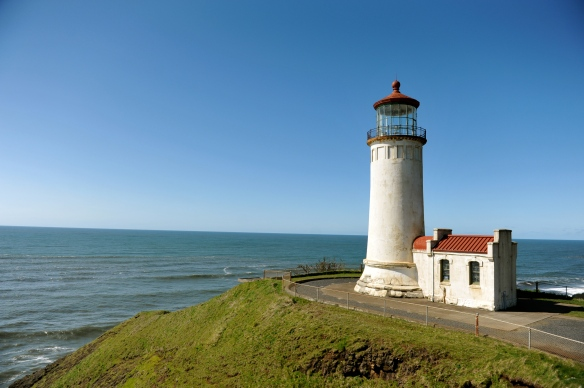 North Head Lighthouse, Cape Disappointment State Park, WA