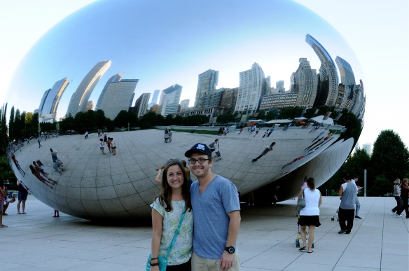 J+J at the cloud gate