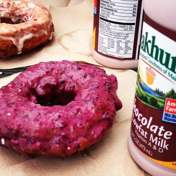 Holy Donut doughnuts